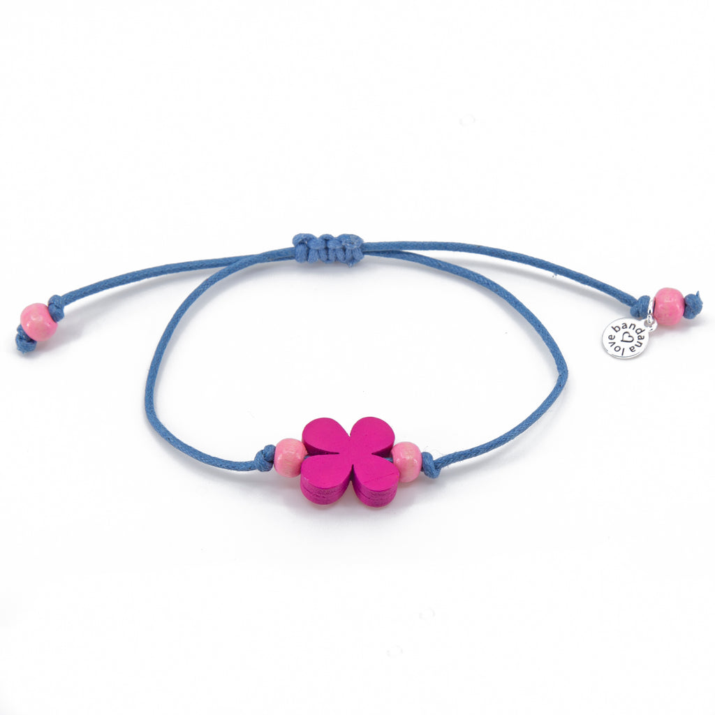 Hot Pink Flower String in 2 Colors