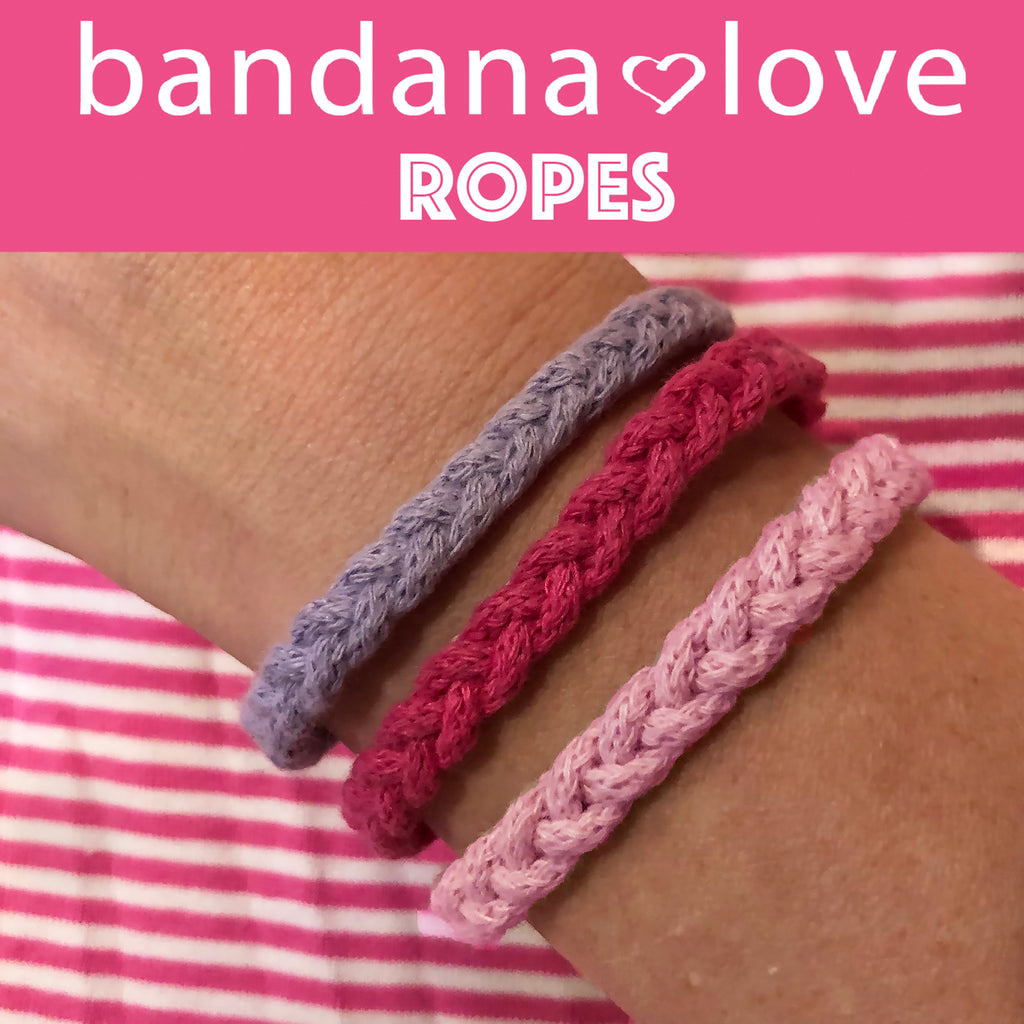 Hot Pink Rope