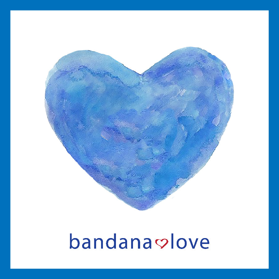 Bandana Love Cards