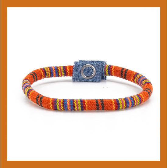 Tribal Orange Skinny