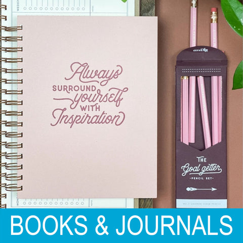 Books and journals made in the USA