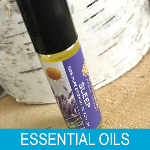 Essential oils made in the USA