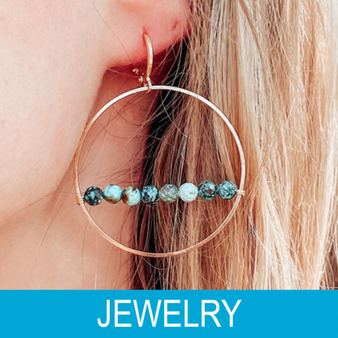 Jewelry made in the USA
