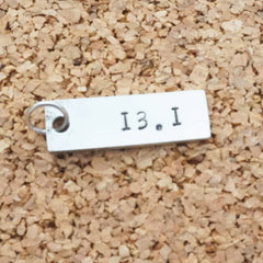 13.1 - Stamped Tag Pendant