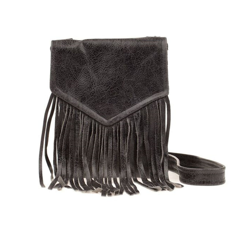 L&E Cross Body Bag in black