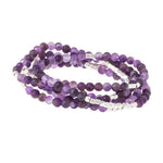 Amethyst Wrap - Stone of Protection
