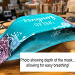 Breathe Easy Mask - Solid Pink