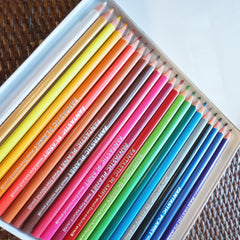 Wood Free Colored Pencils