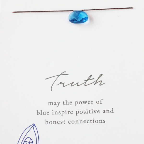 Truth Color Power Necklace