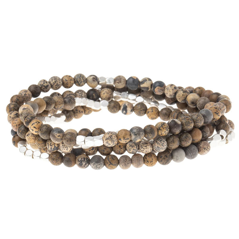 Desert Jasper Wrap - Stone of Vibrancy