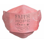 Breathe Easy Mask - Faith Hope Love