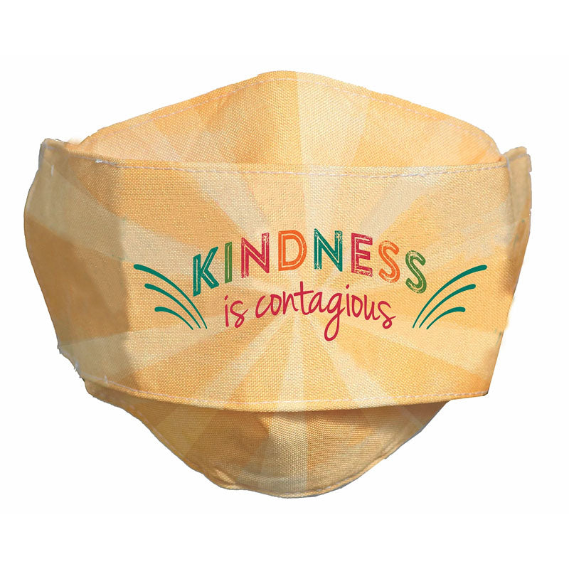 Breathe Easy Mask - Kindness is Contagious