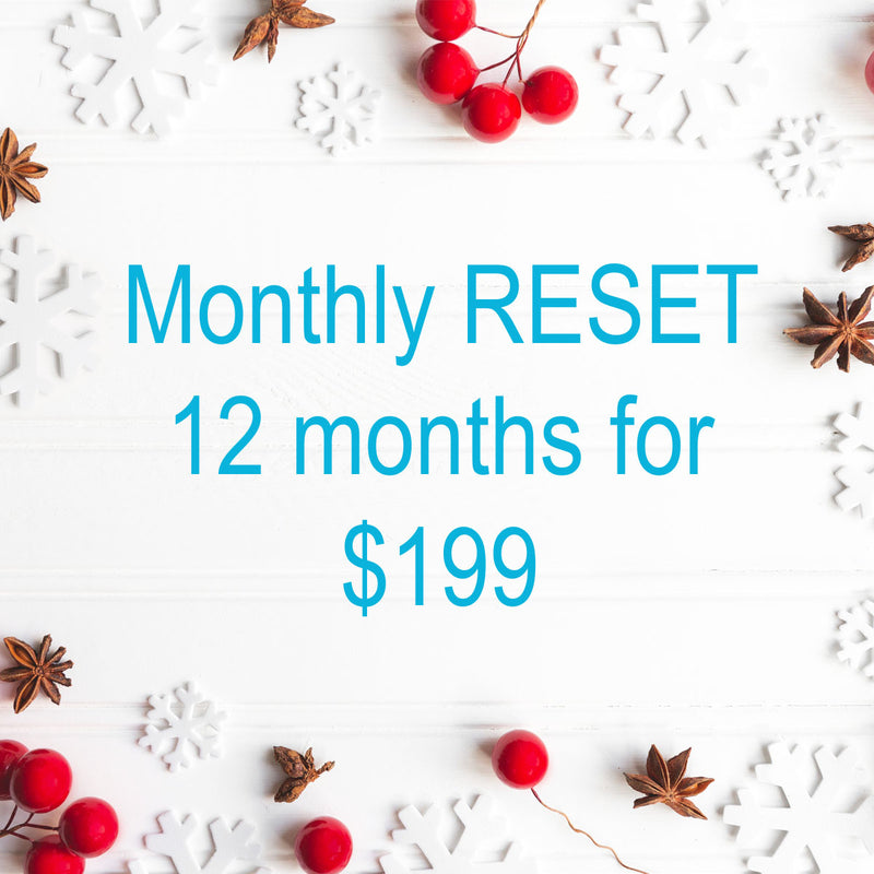 Save when you prepay for 12 months of monthly aqua massages. The entire year is just $199.