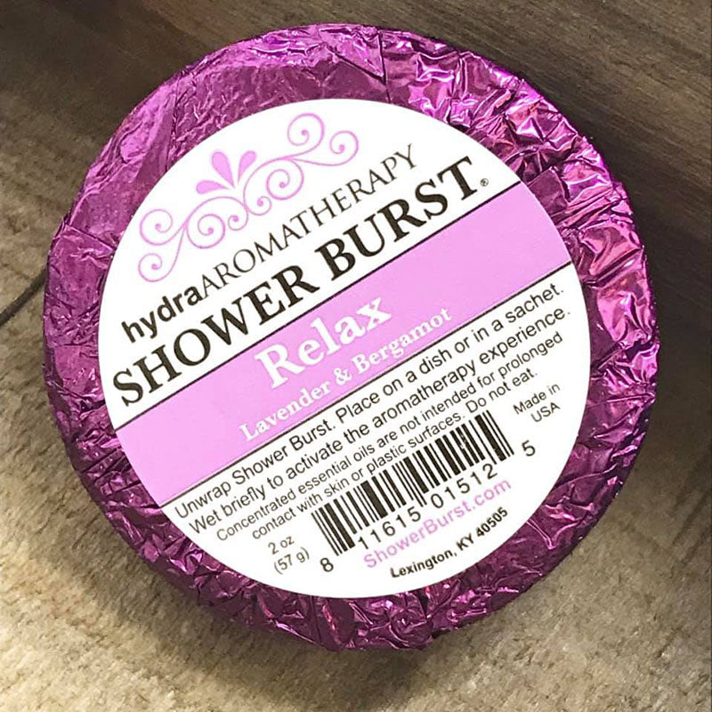 Relax Shower Burst