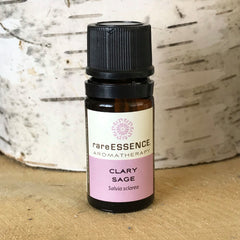 Clary Sage essential oil has a strong earthy scent and is frequently used for calming, relaxing, and reducing anxiety.