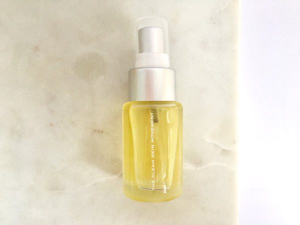 4.B NUT & SEED FACE OIL (Oily and Sensitive Skin)