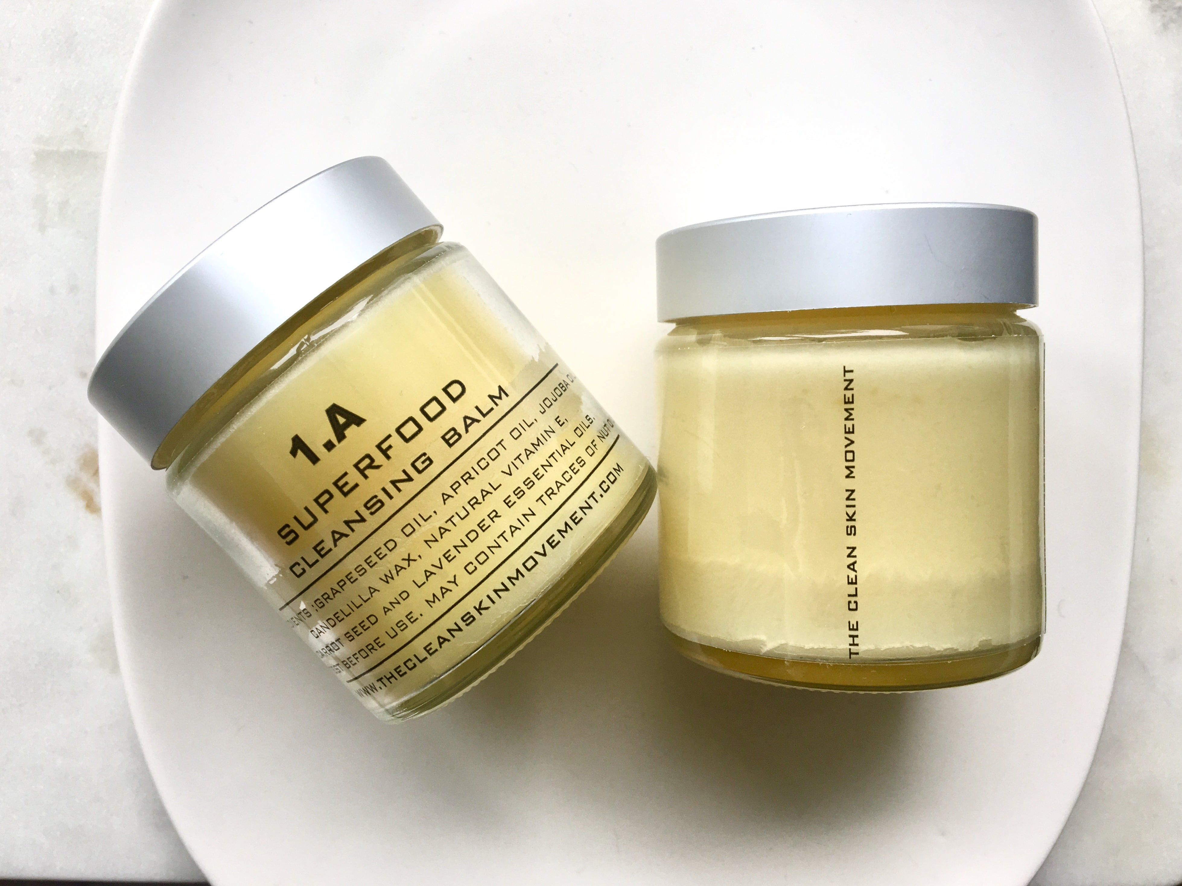 1.A SUPERFOOD CLEANSING BALM