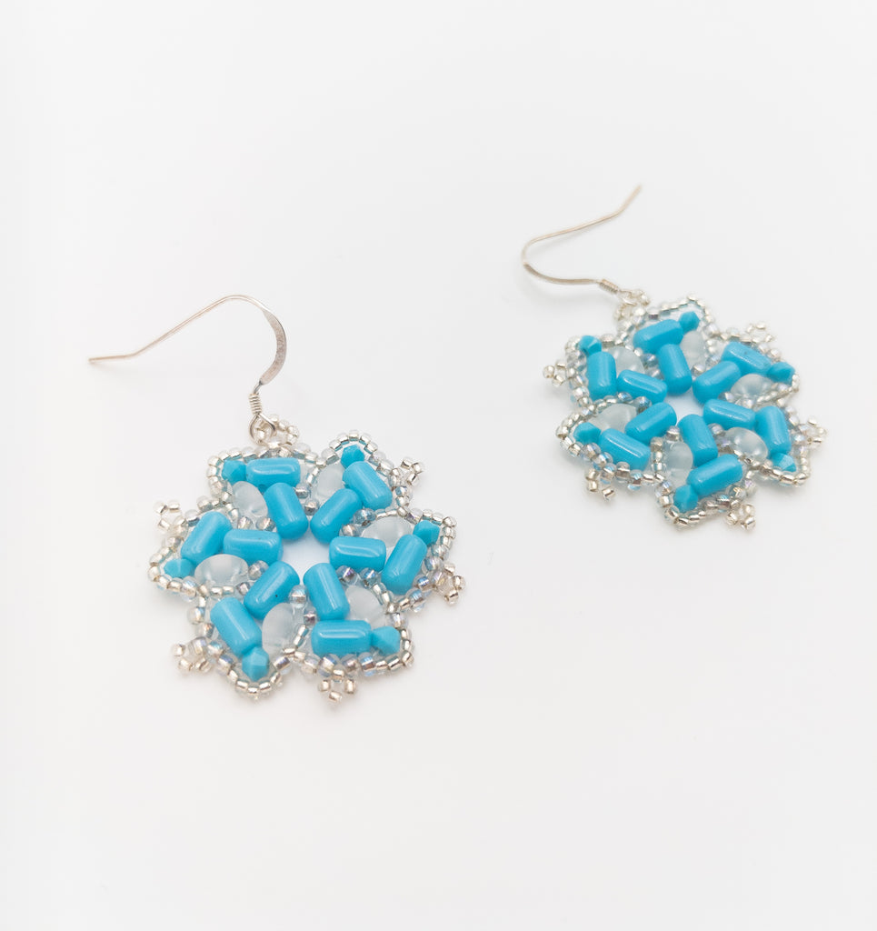 Windwheel Earrings