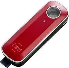 The Fire Fly 2 portable vaporizer in red on the Healthy Headie marketplace