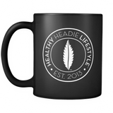 HHL Coffee Mug – Black