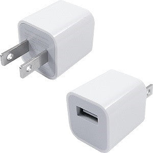 TRAVEL ADAPTER, PLUG DE CARGA USB PARA CONECTAR CABLE DE DATA EN LA CASA UNIVERSAL (10005)