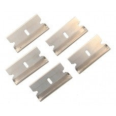 1/10 / 5 PCS  RAZOR SINGLE BLADE MADE USA (19020)