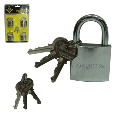 PADLOCK KEY ALIKE - 15 KEYS