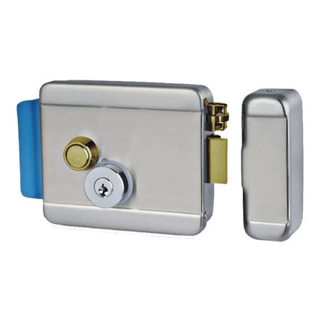 ELECTRIC LOCK FOR GATE (CERRADURA ELECTRICA PARA PORTON) (CE-1357)