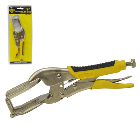 "9"" LOCKING WELDING CLAMP (ALICATE PRESION PARA SOLDAR) (HM-2096)"