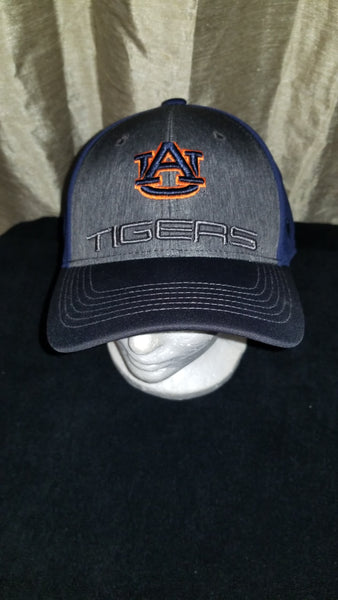 new styles c6c56 3af04 Auburn University Tiger s Top Of The World One Fit Ball Cap – JayFromTheA