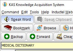Inductel Medical Dictionary Download, Version 17, Plus Medical Spell Checker