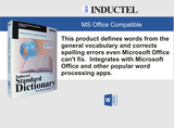 Inductel Standard Dictionary Download, Version 17, Plus Combo Speller