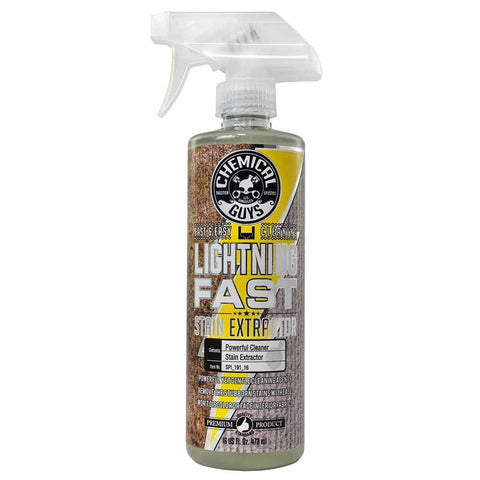 Lightning Fast Carpet & Upholstery Stain Extractor