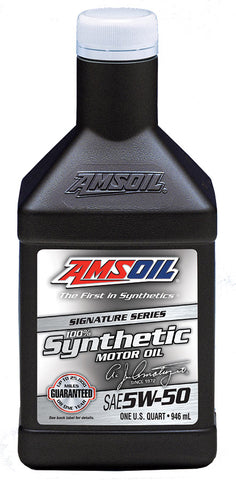 5W50 Synthetic Motor Oil