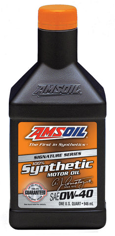 0W40 Synthetic Motor Oil