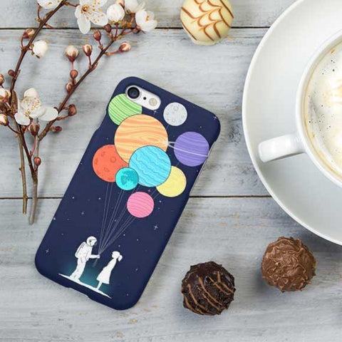 Astronomy Design Phone Case