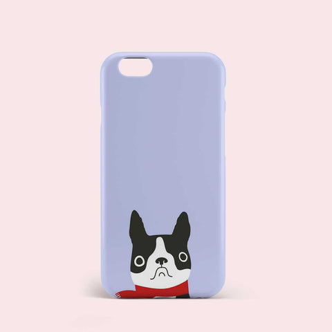 Cute Dog Design Phone Case Cover