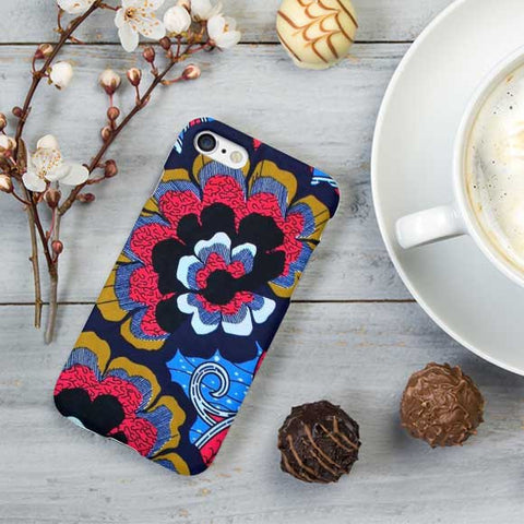 Flower Design Phone Case