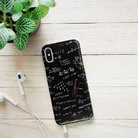 Mathematics Design Phone Case cover