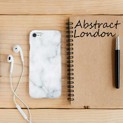 Natural Marble Design iPhone Case Cover