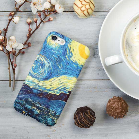 Starry Night iPhone Case Cover