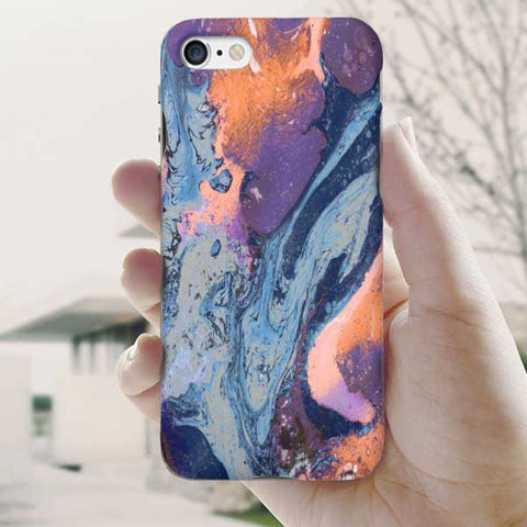 Water Color Marble Phone Case