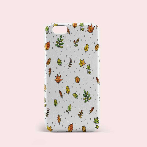 Autumn Leaf Design Phone Case Cover