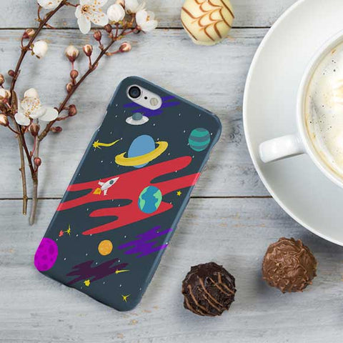 Galaxy Design Phone Case
