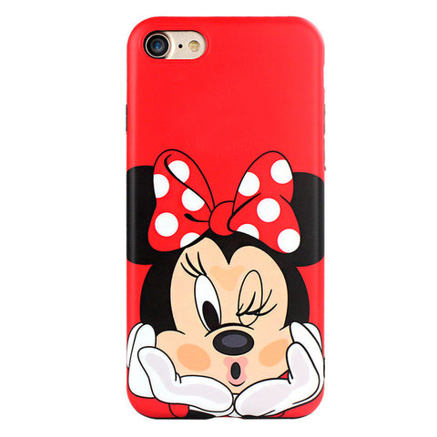 Minnie Mouse Design Phone Case