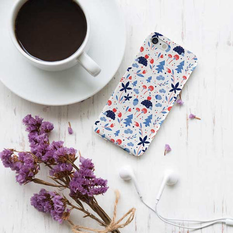 Meadow Pattern Phone Case