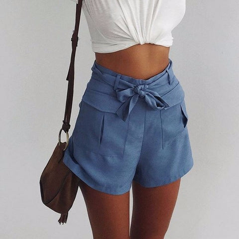 Cute Stylish High Waist Trendy Shorts