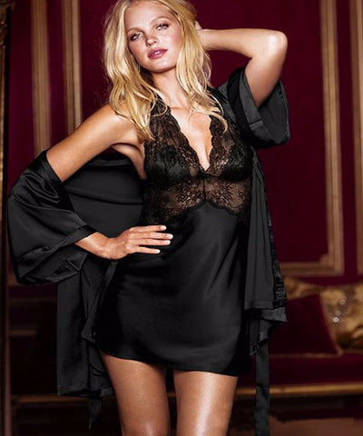 Lovely Lace Dress Babydoll Lingerie