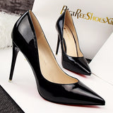Popular Point Toe Classy High Heels