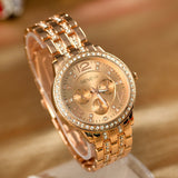Trendy Stunning Bling Womens Watch